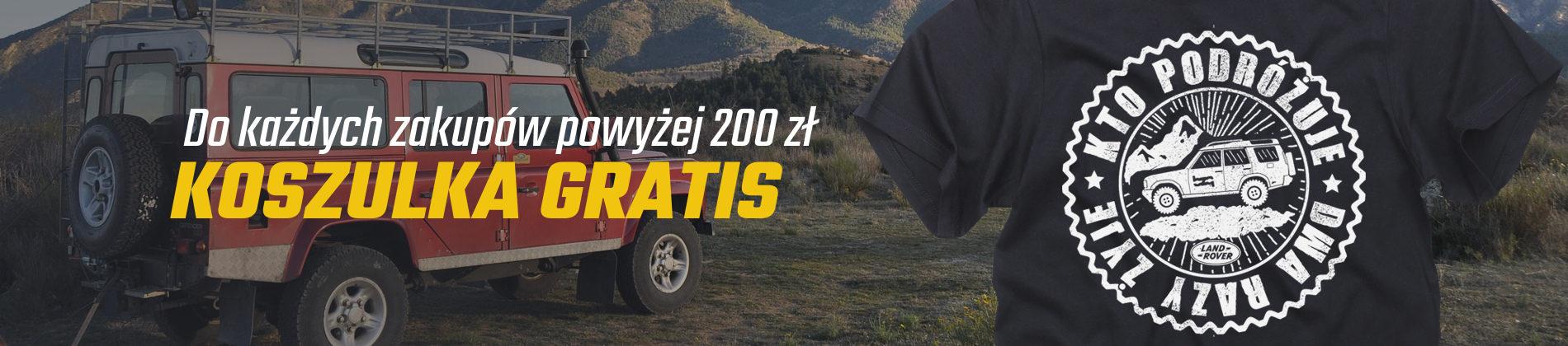 Lan Rover koszulki v2