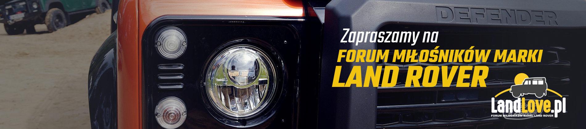 Land Rover Forum